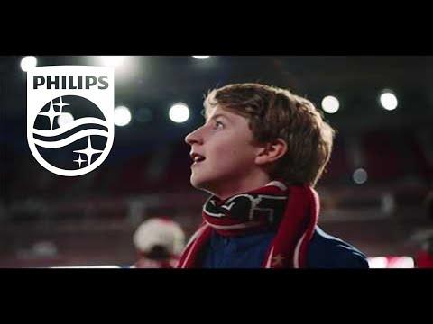 Onthulling nieuwe logo Philips stadion