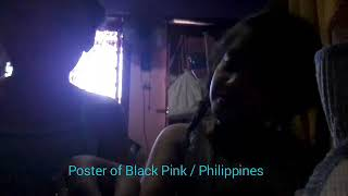Black Pink Poster / Philippines