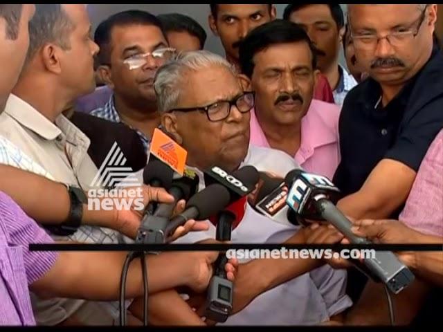 Will take strong action against PK Sasi; says VS Achuthanandan