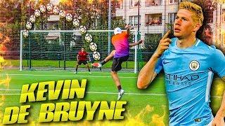 KEVIN DE BRUYNE FUßBALL CHALLENGE + VERLOSUNG !