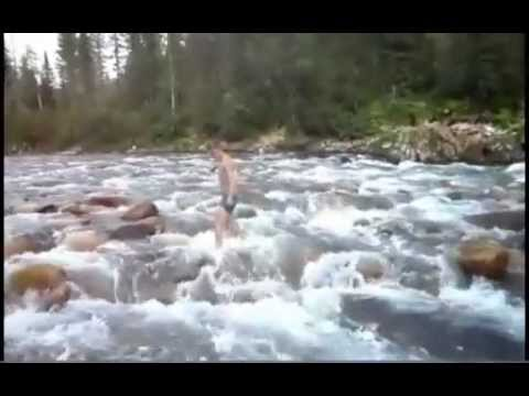 рыбалка на казыре видео