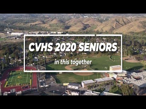 2020 Capistrano Valley High School Senior Recognition Video