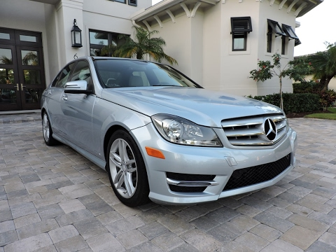 2013 Mercedes Benz C250 Sport For Sale By Auto Europa Naples