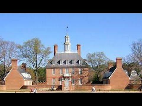 Washington Vacation Day 3|  Colonial Williamsburg