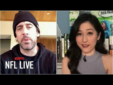 Breaking down Aaron Rodgers' comments on his Green Bay Packers contract | NFL Live