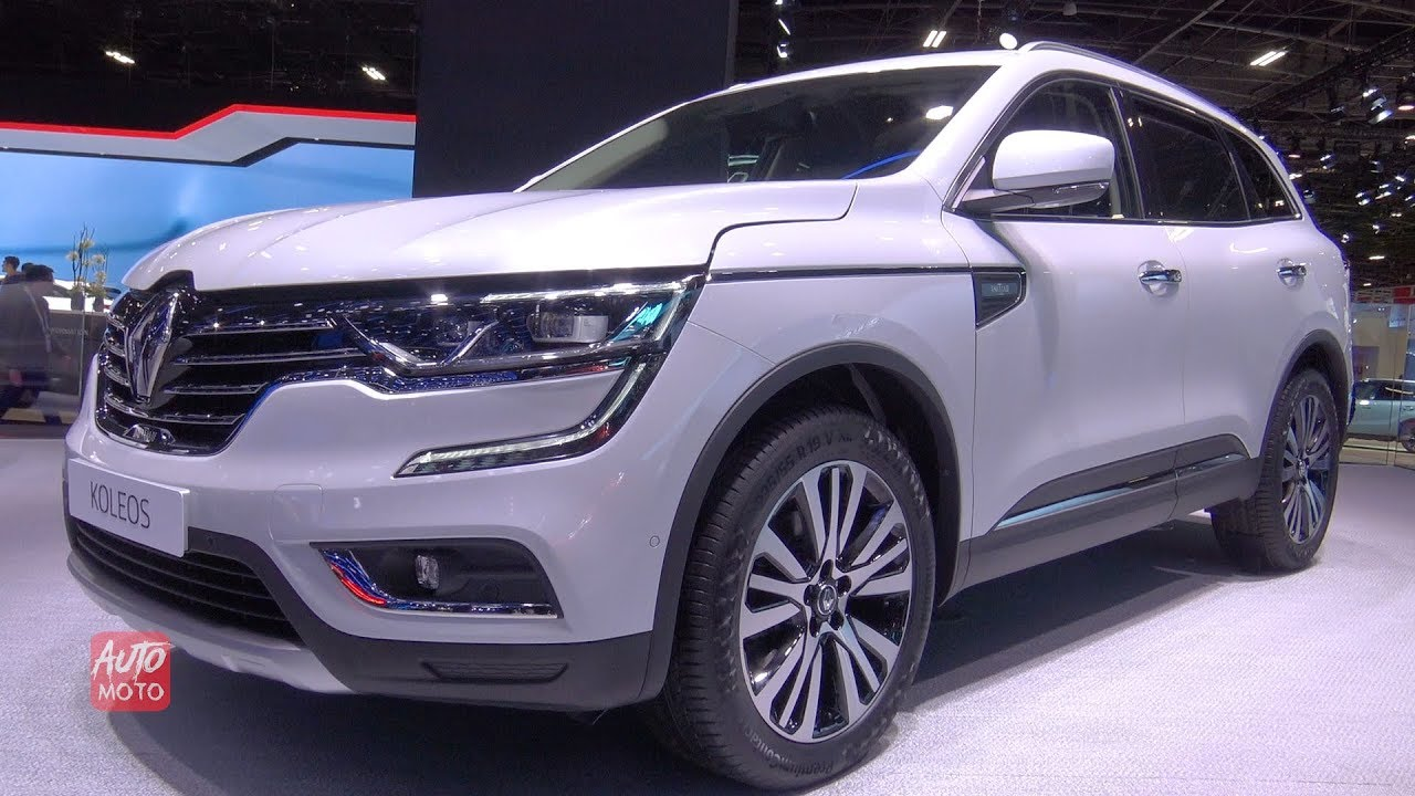 2019 Renault Koleos initial Paris - Exterior And Interior ...