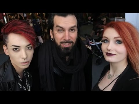 Whitby Goth Weekend April 2017!!| TheLuciferFallen