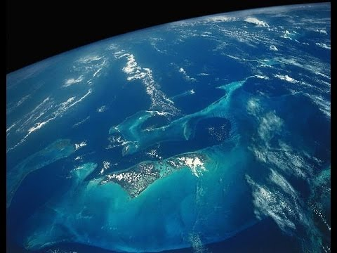 Earth from Space: Peek into the past at Great Bahamas Bank #Esa