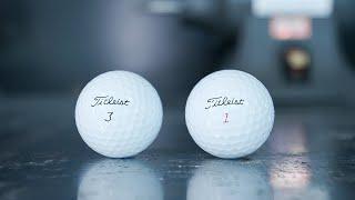NEW 2021 Titleist ProV1 \u0026 ProV1X Golf Ball Review