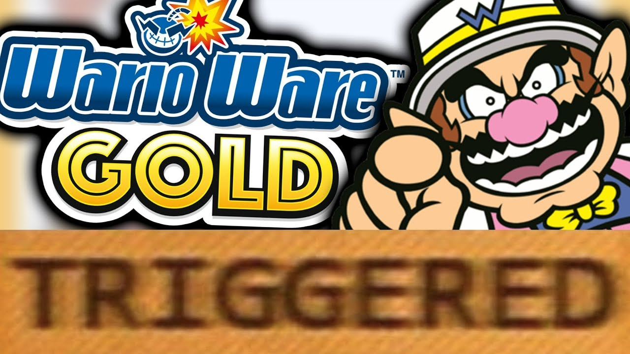 How WarioWare Gold TRIGGERS You!