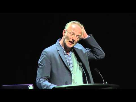 2016 Behind the Screens | Keynote Speaker | Colin Brown