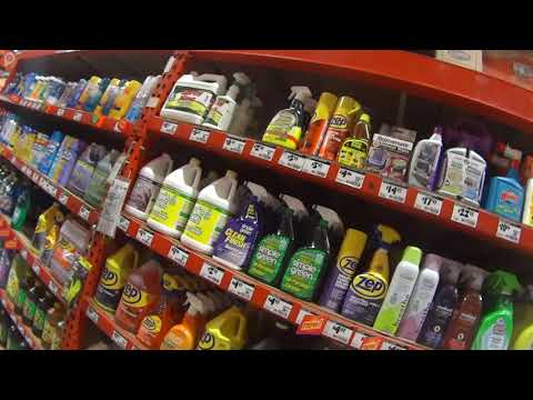 Looking For ZEP Quality Cleaning Products At Home Depot