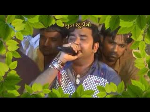 Pravin Luni & Gaman Santhal at ramel.......