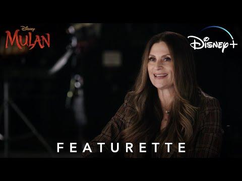 Mulan Featurette With Director Niki Caro | Start Streaming This Friday |  Disney+