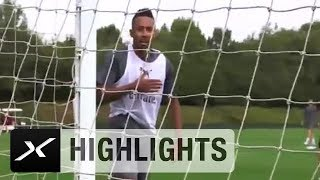 Pierre-Emerick Aubameyang als Keeper | Premier League | Arsenal | SPOX Virals