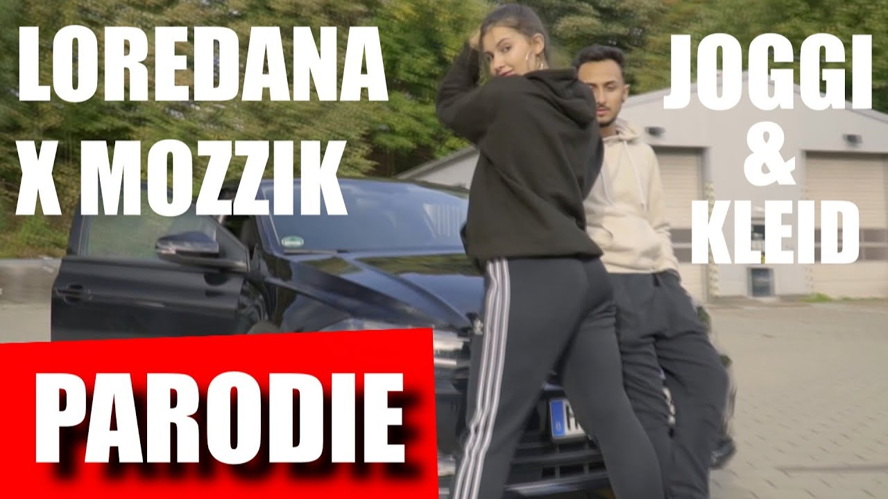 Loredana feat. Mozzik  BONNIE & CLYDE  ???? PARODIE  ???? Prod by. Richi Royce Beats