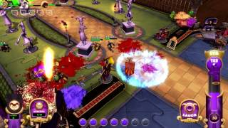 Dungeonland Gameplay #5 by Web-Games.it