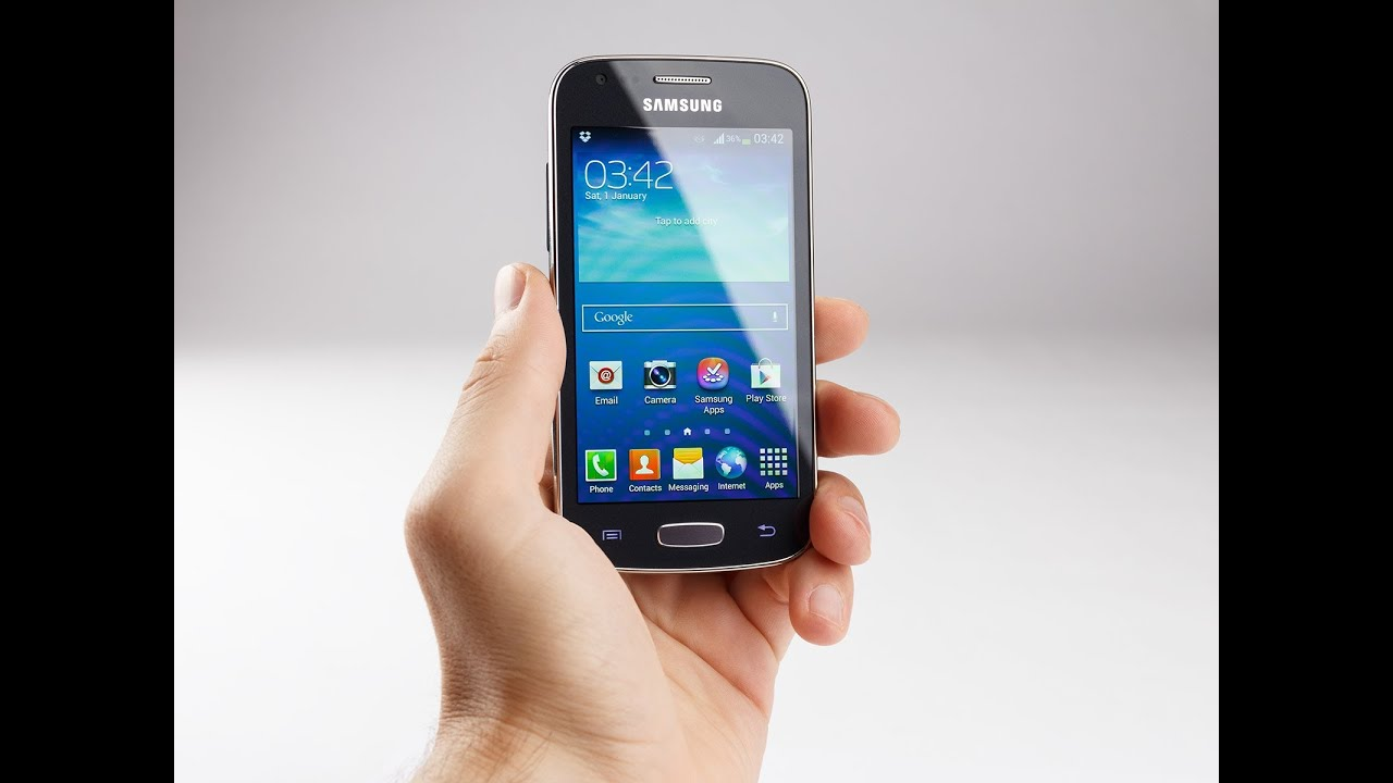 Samsung Galaxy Ace 3 Review - YouTube