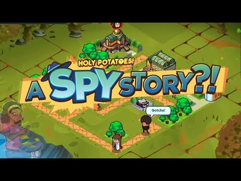 Holy Potatoes! A Spy Story?! iOS Gameplay