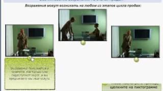 Обучение продажам - работа с возражениями - www.e-coloris.com.ua