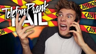 TELEFON PRANK FAIL - 50k Abo Special | Joey's Jungle