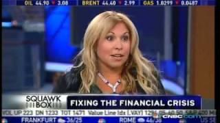 Lynn Tilton on CNBC Squawk Box  - 12.12.08