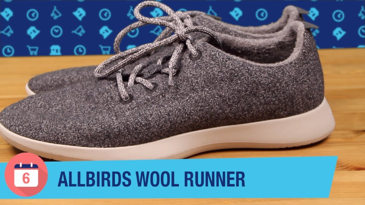 232f613a45f3 Allbirds Wool Runners Review - YouTube