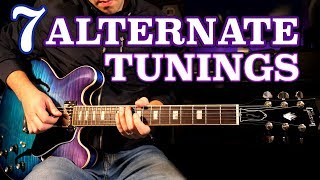 7 Awesome Alternate Tunings