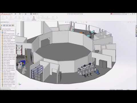 Simplify Large Assemblies with SOLIDWORKS 2019
