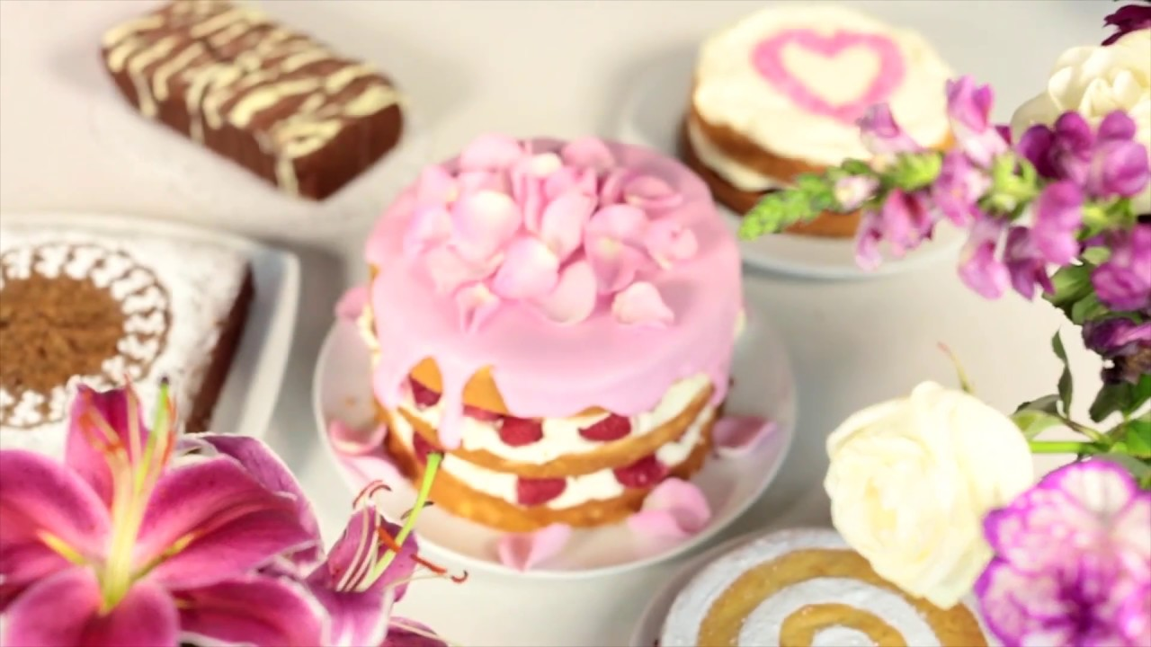How To Decorate A Cake Bbc Good Food Youtube