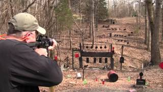 Home Defense:  Double Barrel Shotgun vs AR15