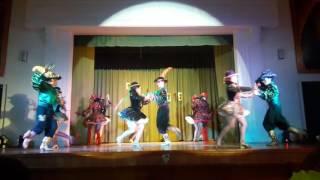 Gambar cover 1° Gala Folclore Domingo Matte Mesias // sambo