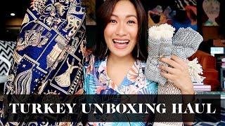 Unboxing My Turkey Purchases (Best Haul Ever!) | Laureen Uy