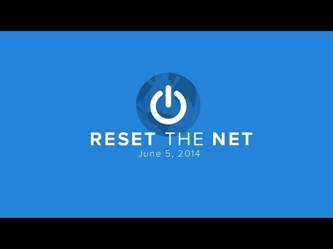 "A Year After Snowden's Whistle Blew, Google, Reddit Among Those Vowing To ""Reset The Net"""
