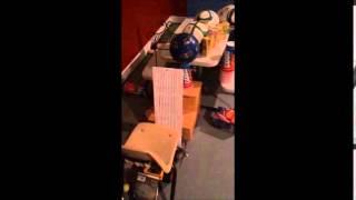 Rube Goldberg Project: Wipe a Surface