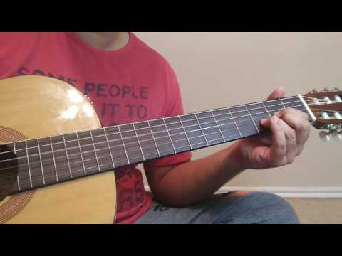 Aaj Kal Tere Mere Pyar Ke Charche| Brahmachari | Mohd Rafi | Guitar Cover Lesson