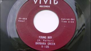 BARBARA GREEN - YOUNG BOY