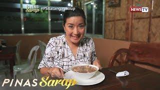 Pinas Sarap: Soup number 5 ng Batangas, tinikman ni Kara David