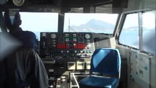 神島航路を楽しむ