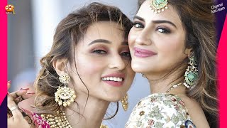 ওরা দুই বোন! ঘটনা কী? Mimi and Nusrat are soul sisters, is it true? Tallywood update!!