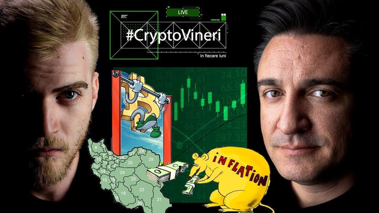 #CryptoVineri 24 - Inflație record, BTC spre pragul 42.000$ și cine urmează după El Salvador