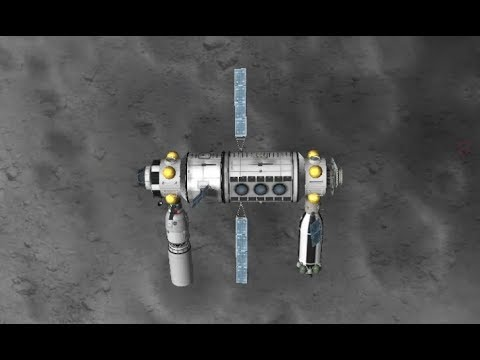 KSP #45 - Bumpy dockings
