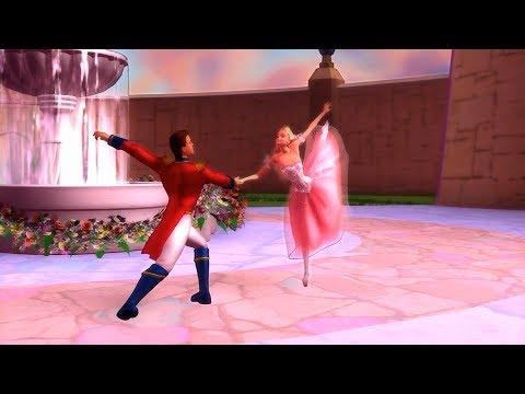 "Barbie in The Nutcracker - ""The Sugar Plum Princess"" Clara & Prince Eric Dance"