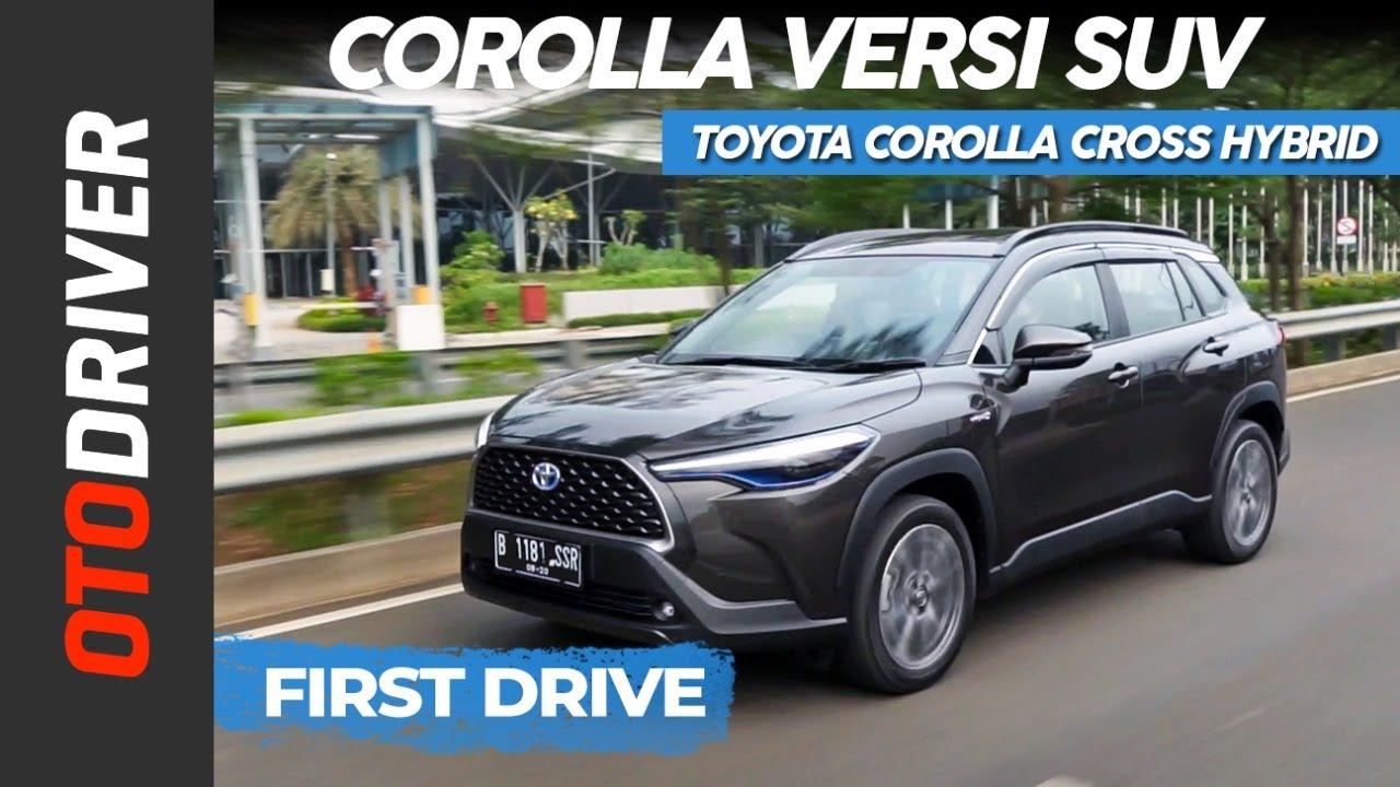 Toyota Corolla Cross Hybrid 2020 | First Drive | OtoDriver