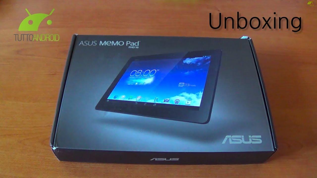 Recensione Asus MeMO Pad FHD 10 LTE | TuttoAndroid