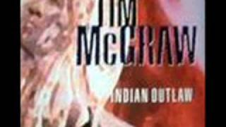 Tim McGraw- Indian Outlaw