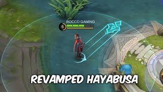 HAYABUSA REWORK ALL NEW SKILLS | ROCCO_YT |