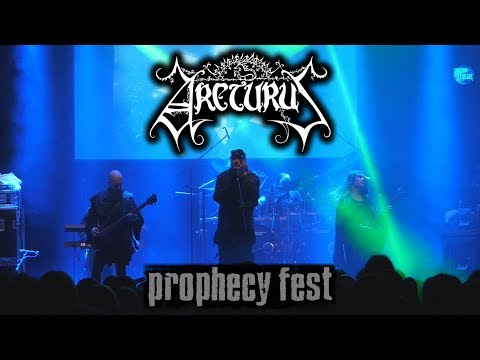 Arcturus   at Prophecy Fest 2017