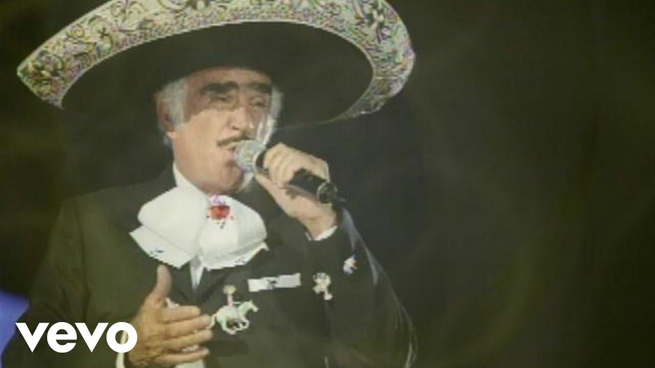 Vicente Fernández Amar Y Vivir Audio Youtube