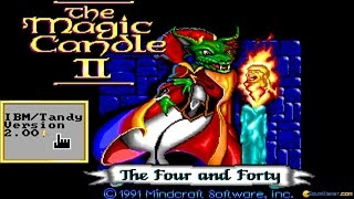 Magic Candle 2, The gameplay (PC Game, 1991)